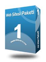 ekonomik web sitesi paketleri